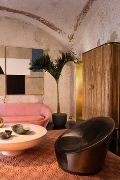 Sé Apartment at Milan design week