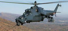 L'hélicoptère Mi-24 crée la panique chez les rebelles en Syrie