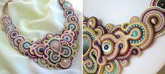 Ожерелья Aurus Jadwiga Jewlery, Patterns, Fashion, Necklaces, Block Prints, Moda, Jewerly, Fashion Styles, Schmuck