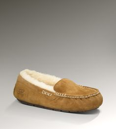 Ugg Ansley Slippers.. Which color do I want????? I can't decide between this one and the chocolate pair.. I think this would be better?!!!!