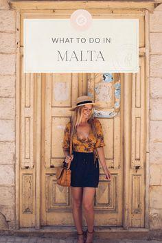 Malta Travel Guide, Europe Travel Guide, Travel Guides, Europe Destinations, Travel Hacks, Malta Valletta, Destin Beach, Beach Trip, Hawaii Beach