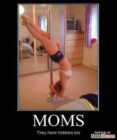 <3 <3 <3 Pole Fitness girls..ARE NOT STRIPPERS. were real women, normal women. We do it for a pure love of the sport!!