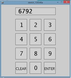 Hello i just  created this simple keypad to unlock doors or do some other stuff requirements: computer(any os) arduino optional for building relay switch relay 5v diode 1n4007 resistor 270 ohm optocoupler  external supply