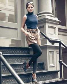 Olivia Palermo the Socialite: New York Doll - This is London