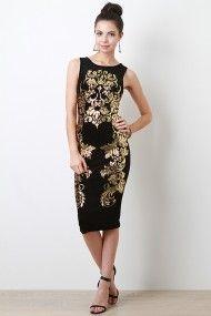 Striking Fancy Dress