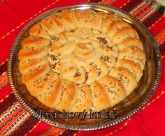 Fotorecept: Škvarkový koláč Apple Pie, Food, Basket, Essen, Meals, Yemek, Apple Pie Cake, Eten, Apple Pies
