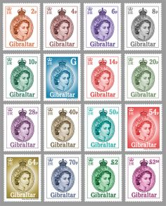 Gibraltar Definitive Stamp 2014 Akrotiri And Dhekelia, British Overseas Territories, British Indian Ocean Territory, Continental Europe, Pitcairn Islands, Commonwealth, Stamp Collecting, Postage Stamps, Provence
