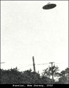 Primeras Fotografías de OVNIS: de 1870 a 1958 | La Piedra del Misterio