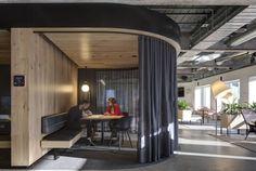 Workplace Design shortlist for the 2018 Australian Interior Design Awards. Corporate Interior Design, Interior Design Awards, Modern Office Design, Corporate Interiors, Office Interior Design, Office Interiors, Corporate Offices, Office Designs, Luxury Interior