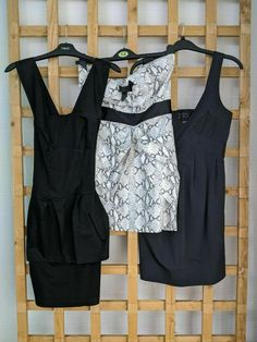 Bundle of Dresses AllSaints Arrogant Cat ASOS Size 8 #7 #ASOS #PartyCocktail