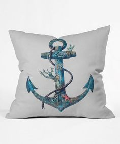 Another great find on #zulily! Lost at Sea Throw Pillow by DENY Designs #zulilyfinds