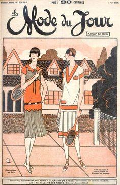 La Mode du Jour, 3 June 1926