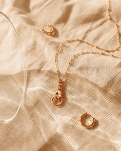 The Hand of Midas Necklace is a lovely, unique piece that will steal the attention. Gold plated silver, with gold filled chain. Various Lengths available. Hand of Midas Necklace