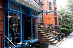 Café Regular Du Nord Serves La Colombe in Park Slope