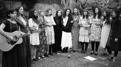"""must find and join the Portland Ladies Choir....  LA Ladies Choir » Leonard Cohen """"Hallelujah"""""""