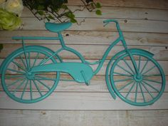 SEASIDE  Metal Wall Art  Wall Decor  Outdoor by FromShab2Chic, $31.99