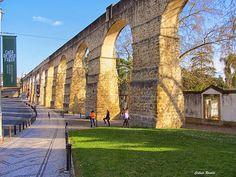 Aqueduto de São Sebastião - Arcos do Jardins - CoimbraGoogle+