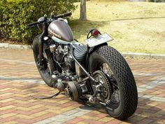 a0ffb5f0b08  81 Shovel by K amp M Motorcycles Custom Bobber