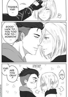 Just kiss the boy already