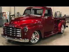 old pickup truck customized 54 Chevy Truck, Gmc Trucks, Lowrider Trucks, Chevy Pickup Trucks, Chevrolet Trucks, Cool Trucks, Lifted Trucks, Chevy 4x4, Gmc Suv