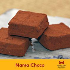 Conheça o doce de chocolate dos japoneses