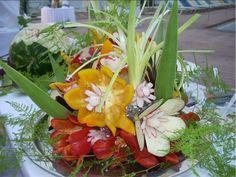 Creative and beautiful food at Aquis Silva Beach! Beach Hotels, Greek Recipes, Table Decorations, Creative, Plants, Beautiful, Food, Home Decor, Decoration Home