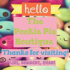Check out my boutique!!  https://www.etsy.com/shop/ThePookiePieBotiuque
