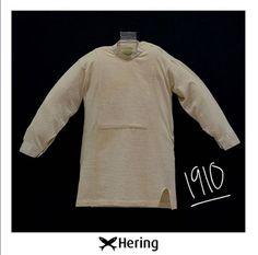 Dá pra acreditar que essa camiseta é de 1910? Incrível!