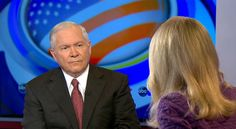 Former Defense Secretary Robert Gates does not fault Hillary Clinton for using a unsecure, private email server that contained classified information. It is tough sometimes, Gates said Sunday morning on ABC's This Week. If you don't have any markings on a piece of paper, it is tough sometimes to tell whether it's classified or not. More than 2,000 of those emails are now marked classified. The FBI is investigating whether Clinton mishandled classified information during her time at the…