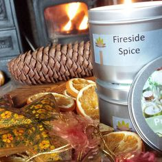 #friday13th #firesidespice the candle to burn to fill your home with gorgeous #aromas coffee fire on book and enjoy an afternoon of me time. #soycandles #naturalwaxcandles #vegan #ecofriendly @pulsepointoils