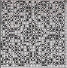 BISCORNU, ALFILETEROS, GUARDATIJERAS, ....A PUNO DE CRUZ (pág. 128) | Aprender manualidades es facilisimo.com Biscornu Cross Stitch, Cross Stitch Heart, Cross Stitch Embroidery, Embroidery Patterns, Filet Crochet Charts, Crochet Cross, Crochet Motif, Cross Stitch Designs, Cross Stitch Patterns