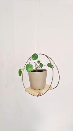 DIY schwebendes Pflanzentablett,  Do it yourself pflanzenhalter, diy blumentopf, do it yourself