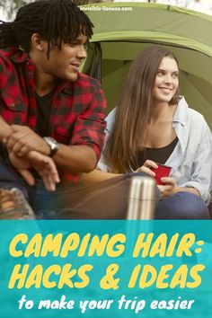 Need some camping hair ideas or hairstyles that work well while on a trip? These camping hair tips will get you through with awesome hair! Healthy Hair Tips, Healthy Hair Growth, Hair Growth Tips, Growing Out Short Hair Styles, Grow Long Hair, Long Hair Styles, Vitamins For Hair Growth, Hair Vitamins, Diy Hair Care
