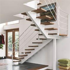 trappa vangstycke av järn steg av trä - Google Search