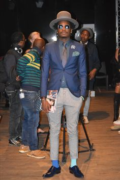 Mandla Duch Thabethe The Great Duch Project Inflamed #projectinflamed #mensfashion