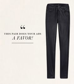 Editor-Tested! The 10 Most Flattering Jeans via @WhoWhatWear