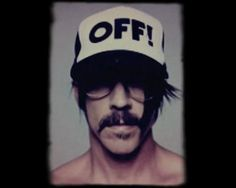 anthony kiedis off