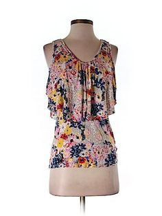 Old Navy Women Sleeveless Top Size S