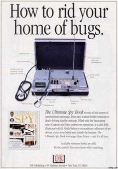 DK Publishing's Ultimate Spy Book (1996)