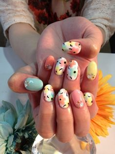 Nail design no.5 ☆