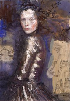 """""""Patricia""""  ~by~ Charles Dwyer"""