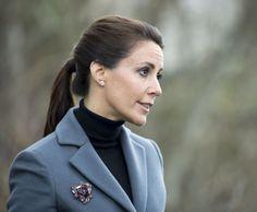 Princess Marie (as the sponsor of UNESCO in Denmark)  visited Hojerup October 21, 2014