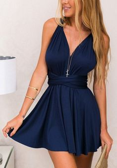Unique Prom Dresses, A-Line Deep V-Neck Satin Short Homecoming Dress with Ruched, There are long prom gowns and knee-length 2020 prom dresses in this collection that create an elegant and glamorous look Sweet 16 Dresses, Pretty Dresses, Short Dresses, Summer Dresses, Formal Dresses, Backless Dresses, Sexy Cocktail Dress, Mini Vestidos, Homecoming Dresses