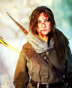 The Rise Of Tomb Raider Cosplay