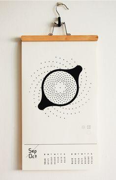 Year of Astronomy by Benjamin Koh, via Behance
