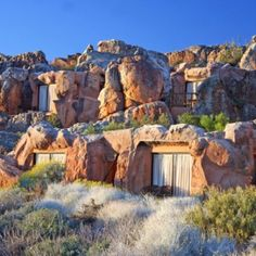 South Africa: Kagga Kamma Private Game Reserve - Bed and Breakfast situated in the Cederberg Mountains, Ceres, Cape Winelands, Western Cape Places To Travel, Places To See, Game Reserve South Africa, Namibia, Private Games, Hotels, Nature Reserve, Africa Travel, Countries Of The World