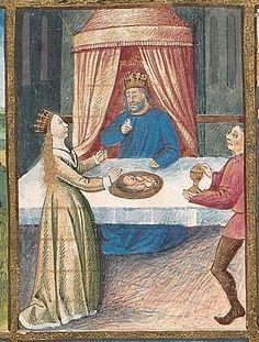 Boccace, Des cas des nobles hommes et femmes sXV
