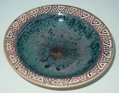 COYOTE GLAZE: ARCHIE'S BASE OVER ALMOST TEAL