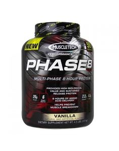 Muscletech Phase 8 Protein 2088 Gr