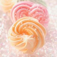 Meringue Drops Recipe - use other extracts for different flavors